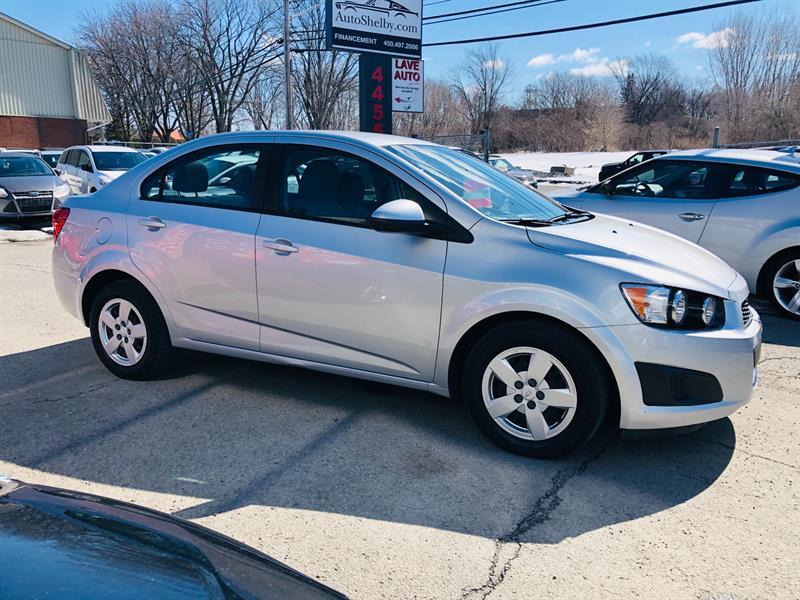 Chevrolet Sonic 2012 33$* Par Semaine/Financement #5464