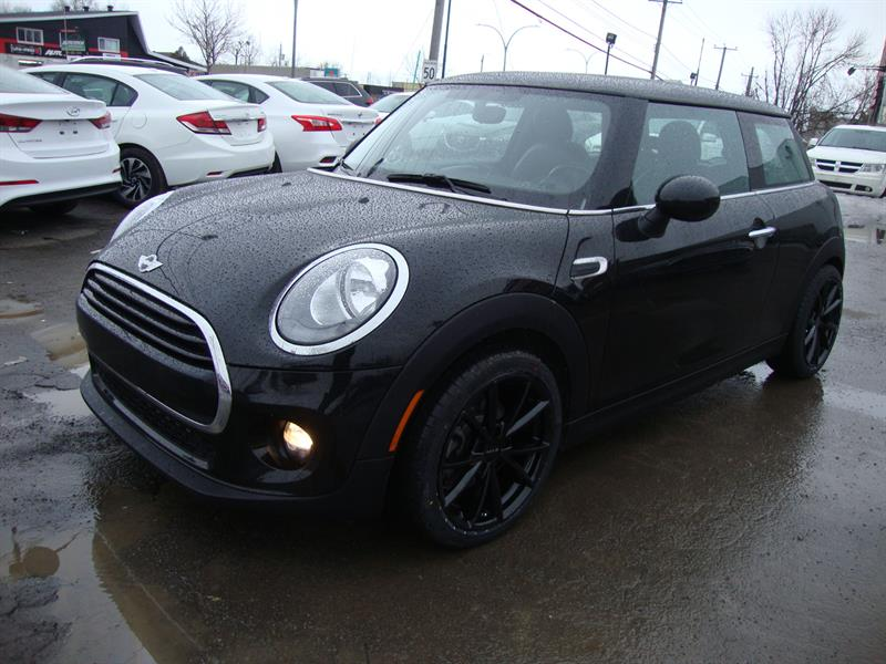 Mini 3 Door 2018 Cooper SPORT-NAVI-PANORAMIC ROOF-17MAGS #S011