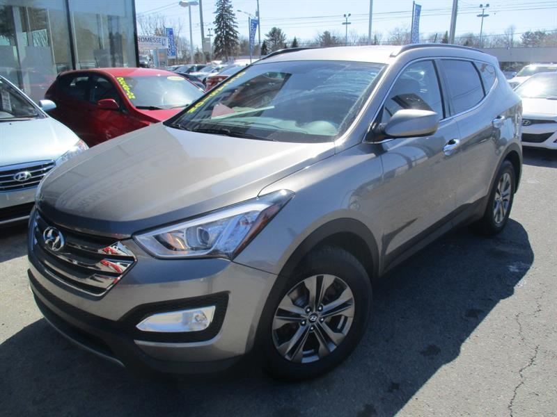 Hyundai Santa Fe 2013 2.4L, PREMIUM, VOLANT CHAUFFANT, BLUETOOTH #A-2810