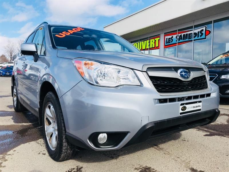 Subaru Forester 2014 2.5i Touring Package #k0734a