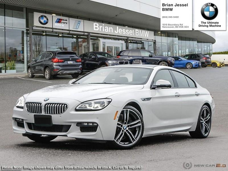 2019 BMW 6 Series 650i xDrive Gran Coupe #K0524