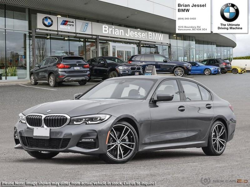 2019 BMW 3 Series 330i xDrive Sedan #K0707