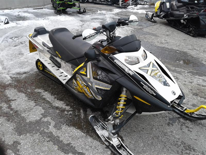 Skidoo Renegade X 800R 2007