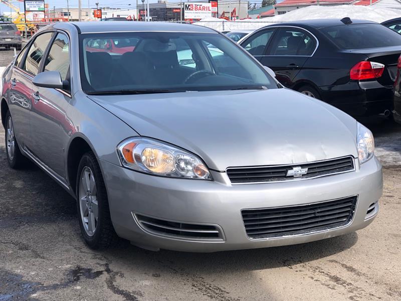 Chevrolet Impala 2008 LS #81308045