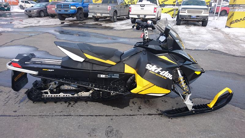 Ski-Doo Renegade backountry 600 2012
