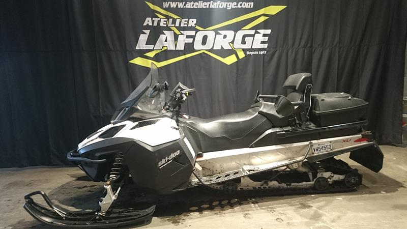 Ski-Doo EXPEDITION SE 600 E-TEC 2012