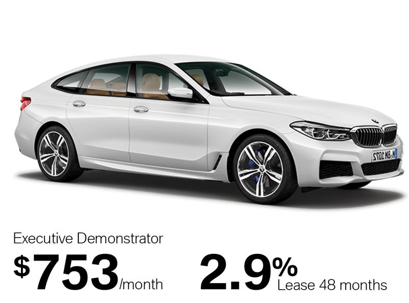 2018 BMW 6 Series 640i xDrive Gran Tourismo #J1304