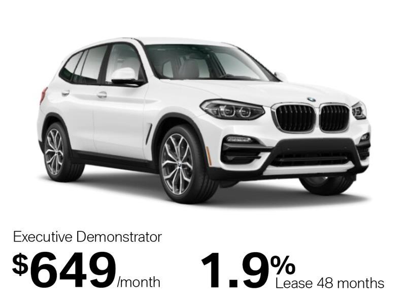 2018 BMW X3 M40i #J2322