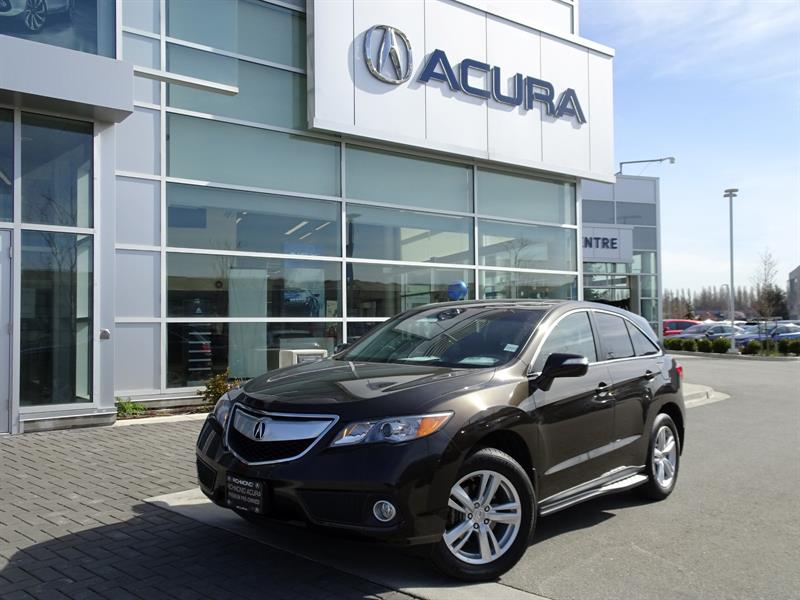 2015 Acura RDX Premium|Acura Certified|Local Car|One Owner|Warran #937468A