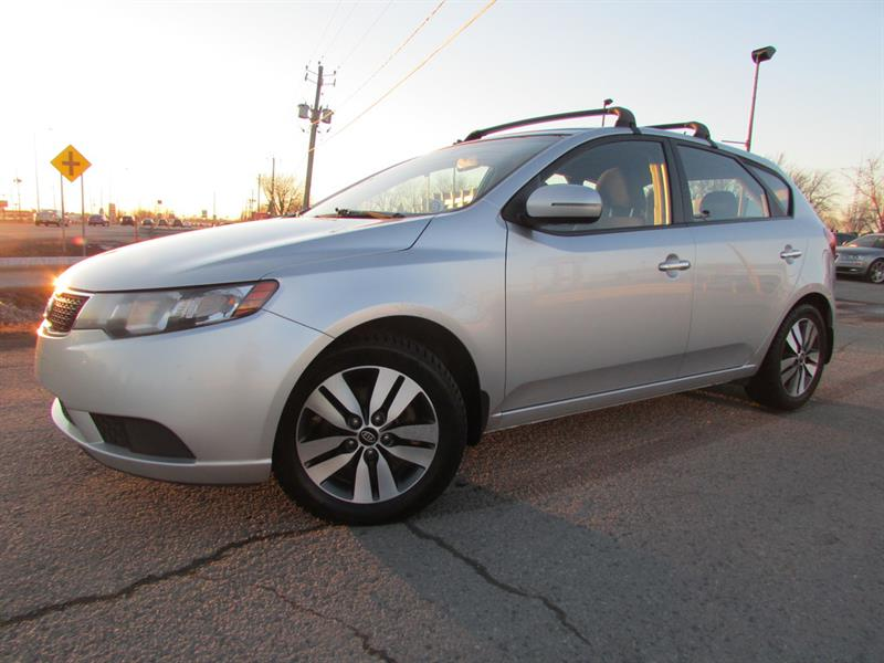 Kia Forte 5-door 2013 MAN. A/C CRUISE BLUETOOTH !!! #4343