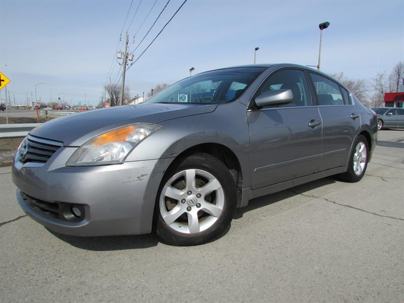 Nissan Altima 2009 A/C CRUISE SIEGES CHAUFFANTS MAGS!! #4349A