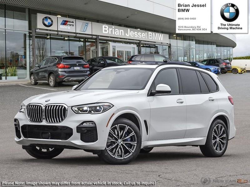2019 BMW X5 xDrive40i #1719RX93852913