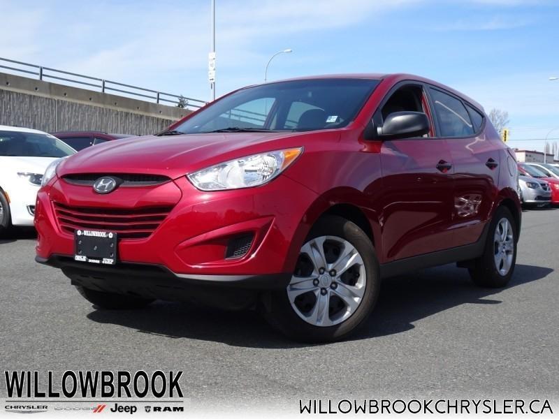 2011 Hyundai Tucson GL #18R458A