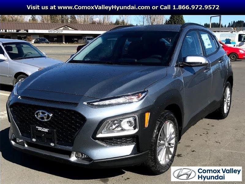2019 Hyundai Kona 2.0L AWD Preferred #19KN6682