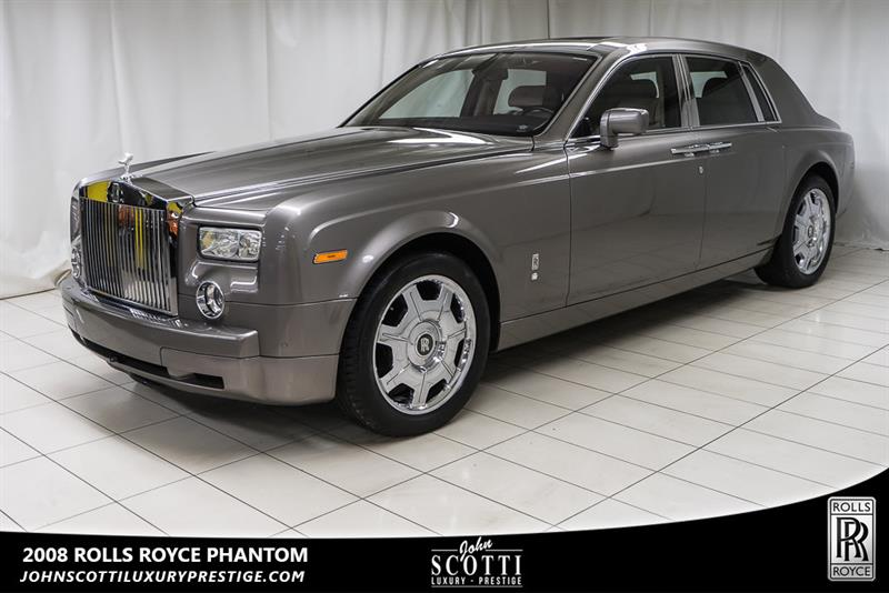 Rolls-Royce Phantom 2008 #P16151