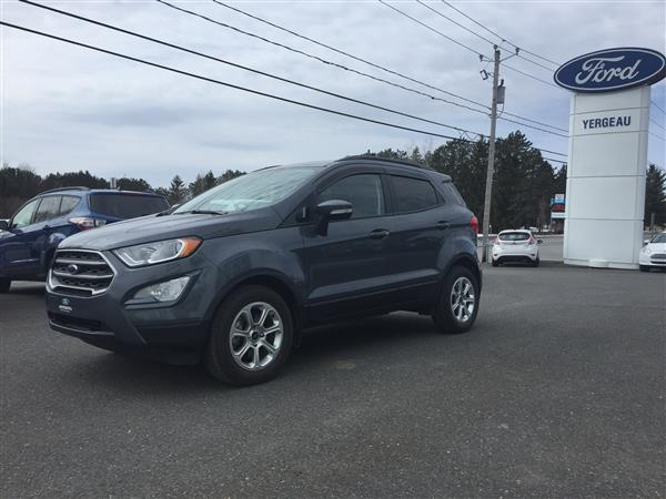 Ford ECOSPORT SE FWD**8 ROUES** 2018 #80396A