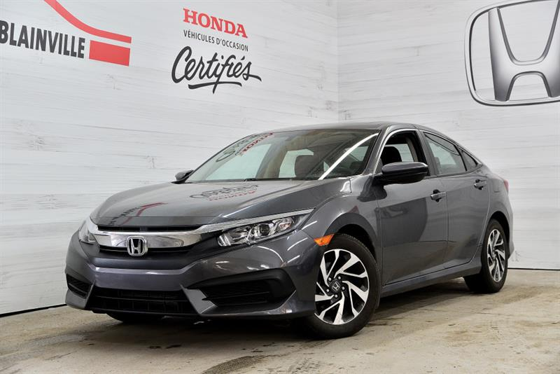 Honda Civic Berline 2016 EX #U-1690
