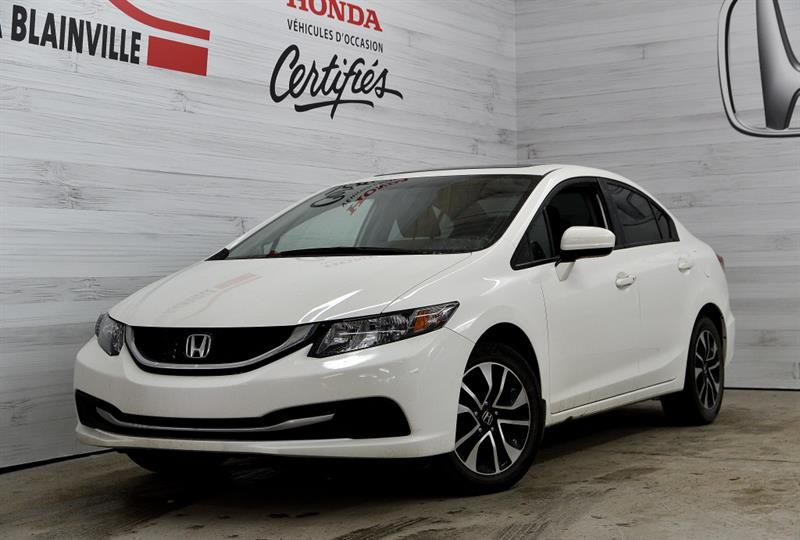 Honda Civic Berline 2015 EX #U-1689