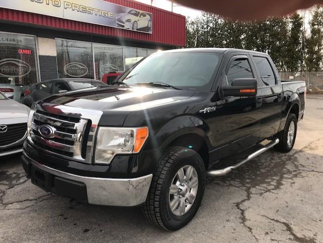 Ford F-150 2011 4WD SuperCrew ***1-2-3-4 CHANCES CREDIT*** #087-4468-RD