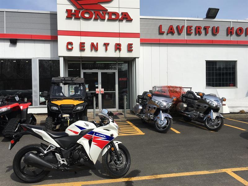 Honda CBR 250 RA 2013