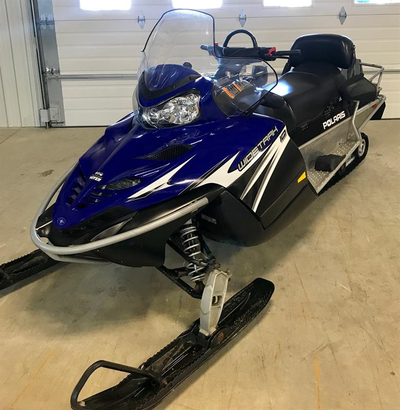Polaris WIDE TRACK 750 2009