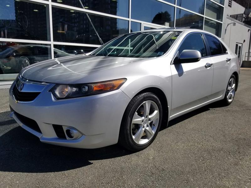 2012 Acura TSX Premium Package #90510A
