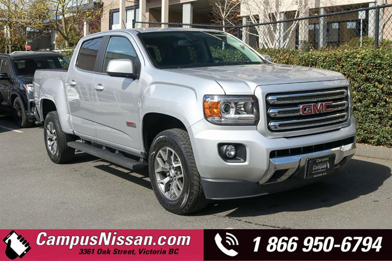 2016 GMC Canyon | SLE | 4WD w/ All-Terrain Package #JN3028A