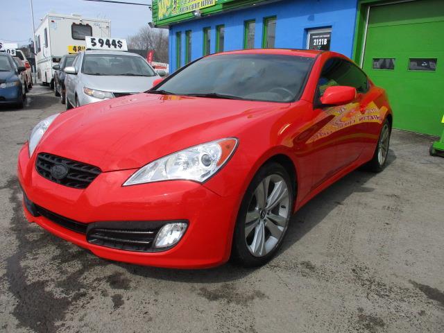Hyundai Coupé Genesis 2012 #19-040