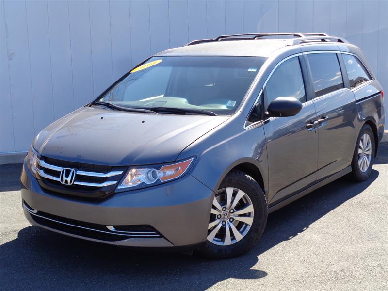 2014 Honda Odyssey 4dr Wgn SE #P5029A