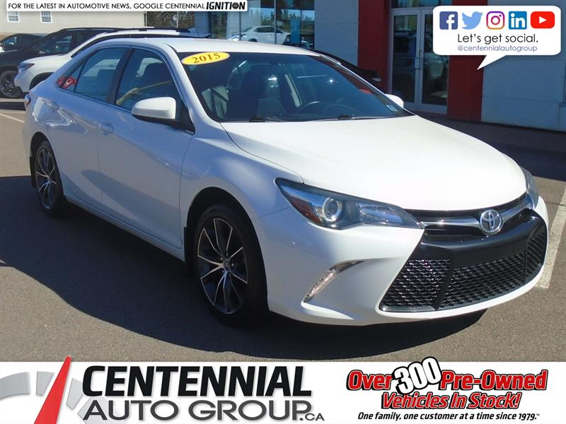 2015 Toyota Camry XSE #9758A