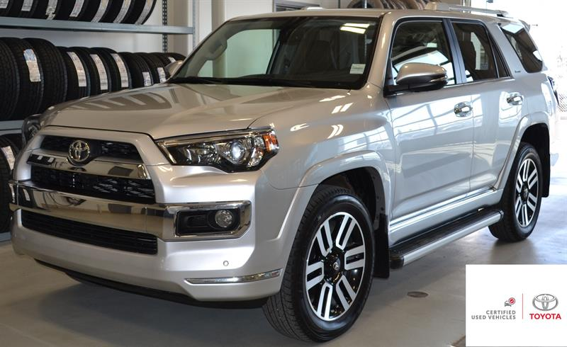 2016 Toyota 4Runner Limited 5-Pass #P1286