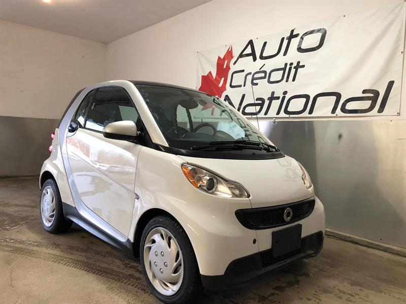Smart fortwo 2015 AUTOM A/C NAVIGATION #4179
