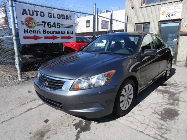 Honda Accord Sedan 2009 Automatique Air LX Berline 4Portes  #19-424