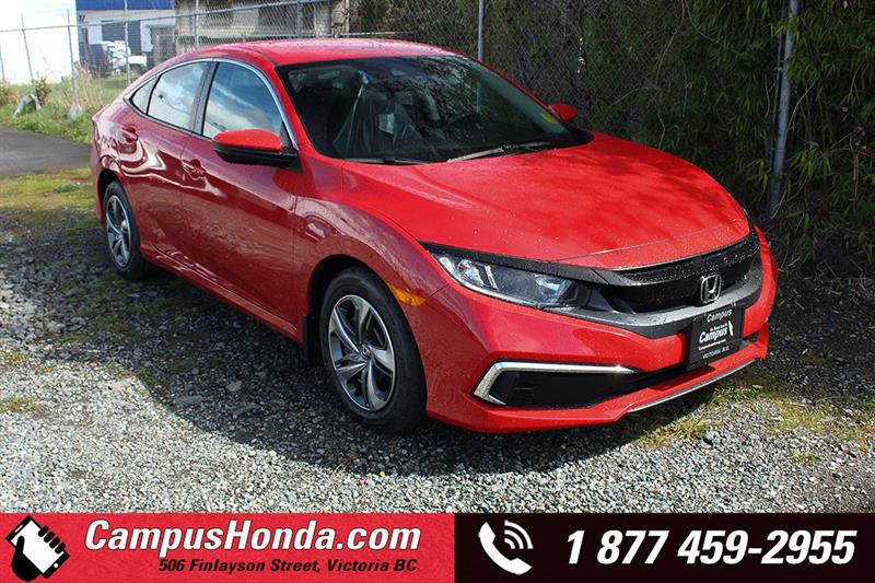 2019 Honda Civic LX #19-0510-NEW