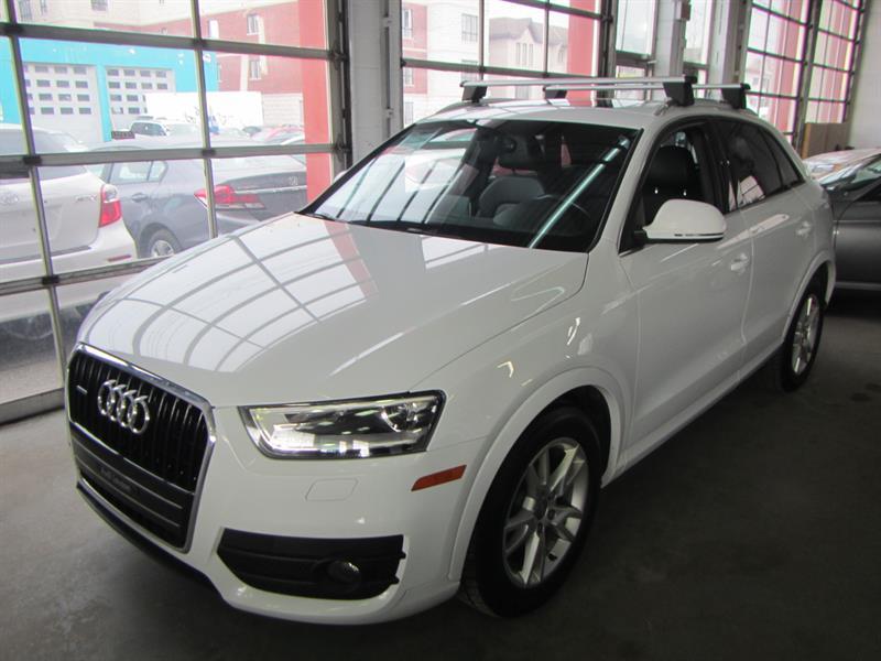 Audi Q3 2015 FINANCEMENT MAISON $69 SEMAINE #SH2245  *CERTIFIÉ*