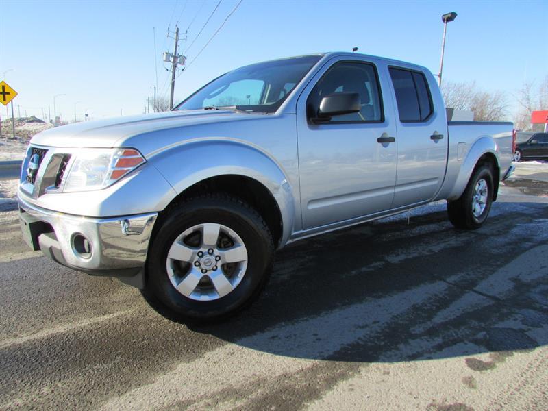 Nissan Frontier 2010 SE V6 4.0L 4X4 JAMAIS ACCIDENTÉ!!! #4224