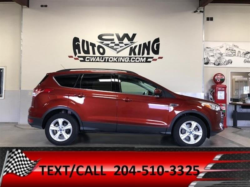 2014 Ford Escape SE/AWD/P-Heated Seats/Touchscreen/RearCam/ #20042383