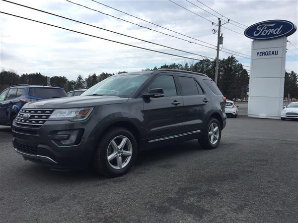 Ford EXPLORER**XLT**GPS**AWD 2017 #001561