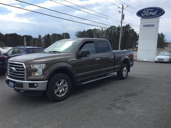 Ford F150*XTR*302A*GPS*4X4 2016 XLT #001553
