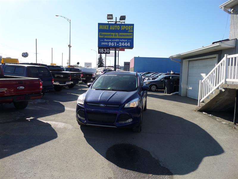 Ford Escape 2014 4WD SE NAVIGATION #M5200