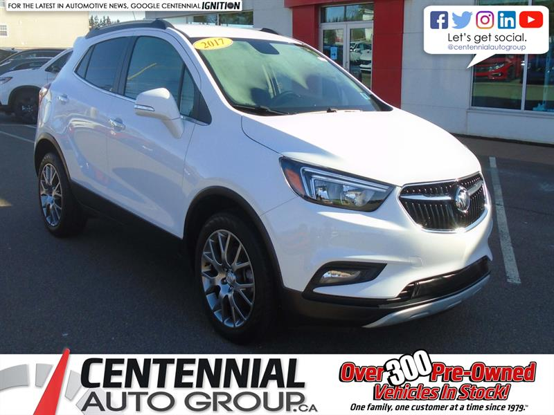 2017 Buick Encore Sport Touring |  #9837A
