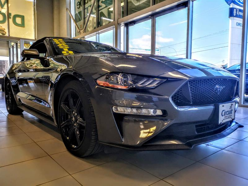 Ford Mustang 2018 GT Premium Conv.**12,000$ RABAIS** #u3681
