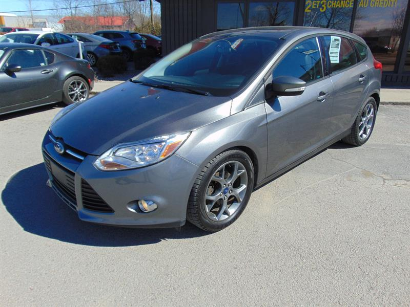 2013 Ford Focus SE #DL346634