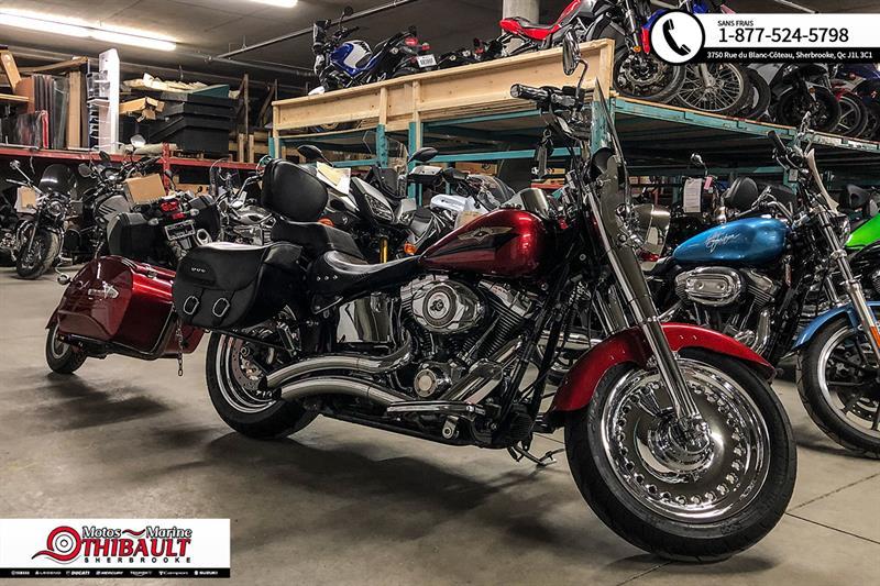 Harley Davidson FLSTF 2008