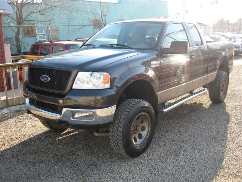 2005 Ford F-150 Supercab 4WD #B16032