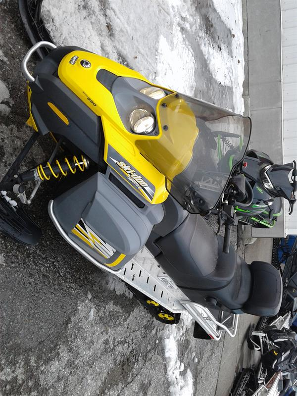 2008 Skidoo Skandic Tundra 550F
