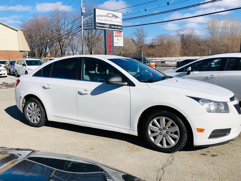 Chevrolet Cruze 2011 33$* Par Semaine/Financement #95453