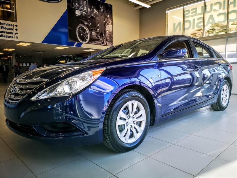 Hyundai Sonata 2011  2.4L ** GLS ** BAS KM #90937a