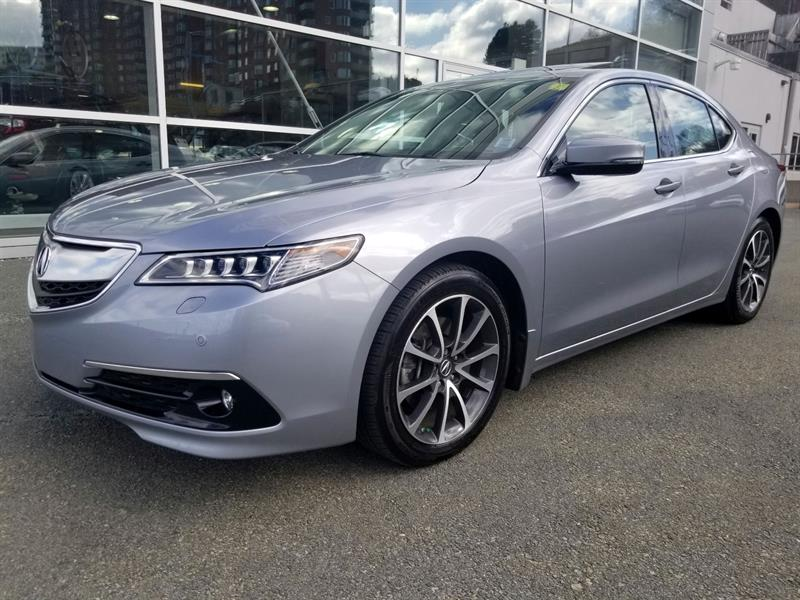 2016 Acura TLX Elite Package #92375A