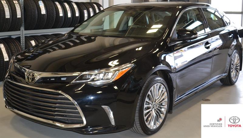 2016 Toyota Avalon Limited #DZ3144A